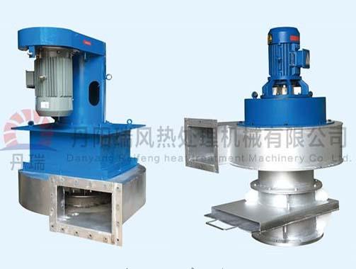 蜗壳炉用离心式循环风机